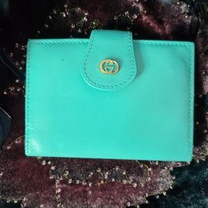 Vintage Gucci Card Wallet